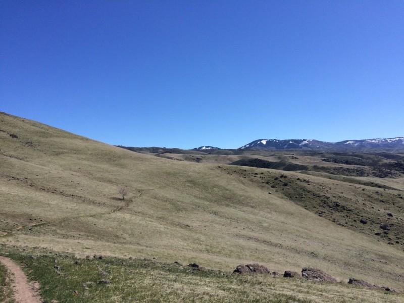Chuckar Butte Boise Foothills